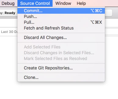 How to Use GitHub with Xcode 9 0 - Sunzala Technology